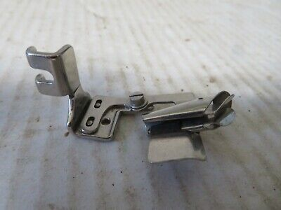 SINGER 121464 SIMANCO Bias Binder Sewing Machine Foot Attachment Vintage