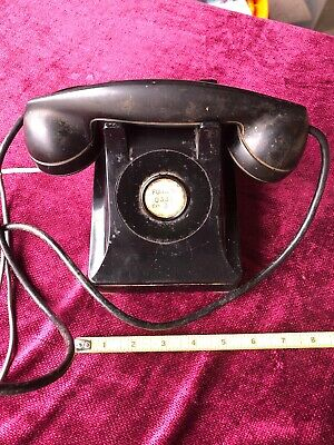 Antique Bell Systems Western Electric Telephone Rare Early