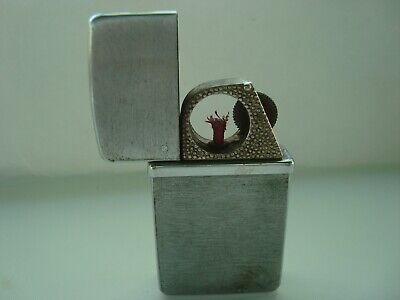 VINTAGE NIMROD PIPE LIGHTER 1950'S PAT 2432265- In Good Working Condition