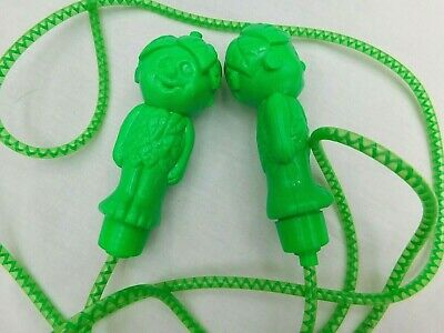 Jolly Green Giant Sprout Jump Rope - Vintage 1980s