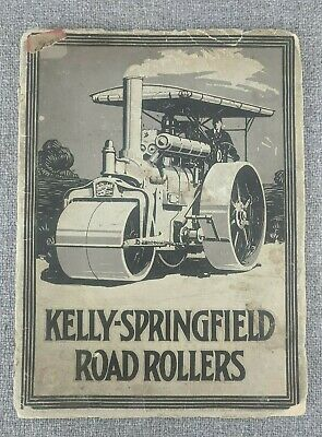 Kelly - Springfield Road Rollers Original Catalog