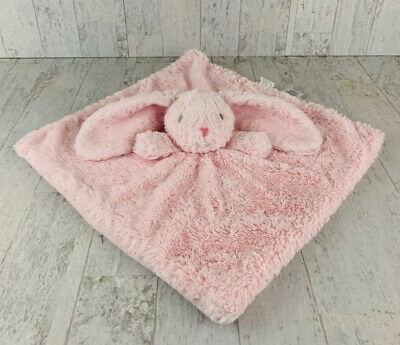 Koala Baby Pink Bunny Rabbit Soft Thick Plush Toy Rattle Security Blanket Lovey