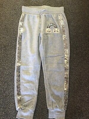 Girls H&M Jogging Bottoms Age 4-5 Years