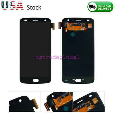New Replacement LCD Screen Touch Digitizer For Motorola Moto Z2 Play 2nd XT1710