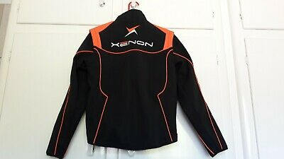 Freemracing Xenon Jacket. black/orange