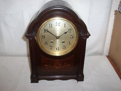 RARE LARGE CHELSEA MANTLE CLOCK .SMITH PATTERSON BOSTON .No 132421.TIME&STRIKE