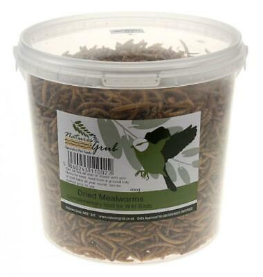 Natures Grub Dried Mealworms | Birds