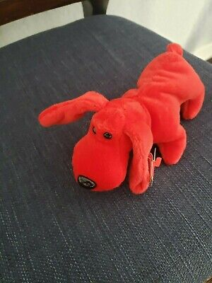 TY BEANIE BABY ~ ROVER WITH PVC Pellets