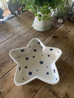 emma bridgewater Star Shaped Baker