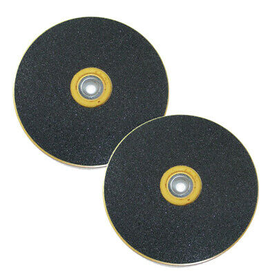 Porter Cable 2 Pack Of Genuine OEM Replacement Backing Pads # 881789SV-2PK