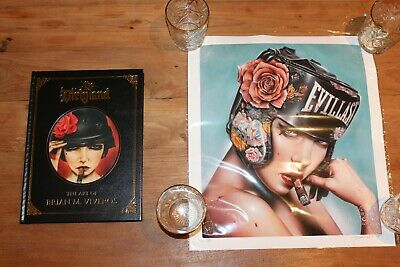 """Undefeated"" + ""The Dirtyland: The Art of Brian M. Viveros"""