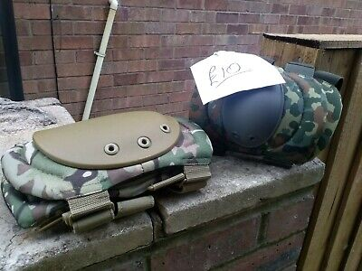 Airsoft Paintball Elbow And Knee Pads.