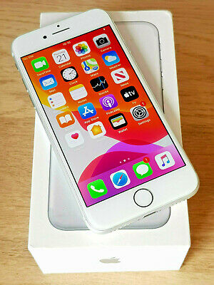 Apple iPhone 7 - 128GB - Silver (Unlocked) - in Good Condition - UK Seller
