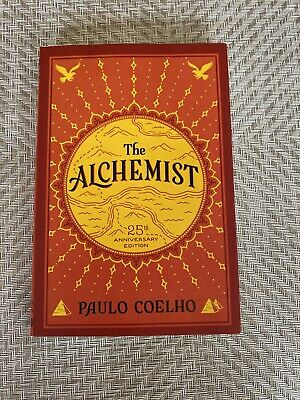 The Alchemist by Paul Coelho - 25th Anniversary Edition