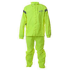 Alpinestar Seal Out Jacket & Pant L Rain Gear Waterproof, Breathable