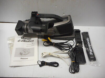 Panasonic Mini DV Camcorder Model AG-DVC7 With Case And Accessories