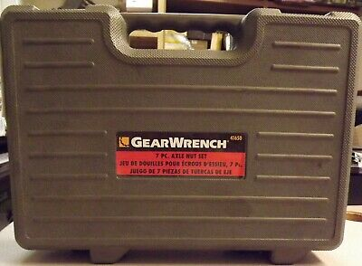 GearWrench 7Pc. Axle Nut Set 41650