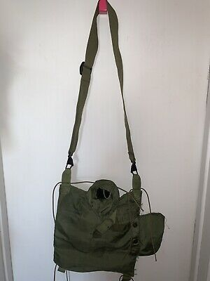 US Military 5 Qt Collapsible Canteen Water Bladder W/strap 1991 Desert Storm Era