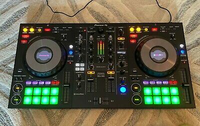 Pioneer DDJ-800 2 Channel Portable DJ Controller - Black