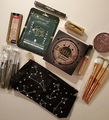 ♊ BH Cosmetics - Wet 'n Wild & More! Custom Zodiac Makeup Lot w/Free Gifts! ♊