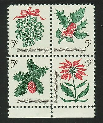 United States of America - 1964 Christmas Issue - Block of 4