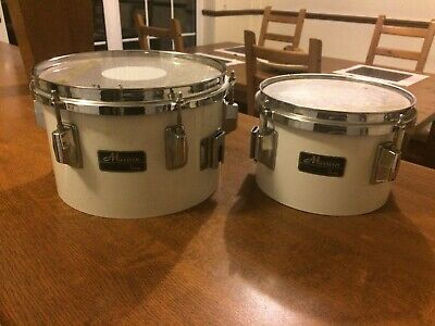 """Pearl Maxwin 8"""" and 10"""" Concert Toms"""