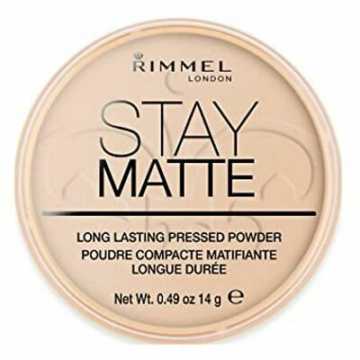Rimmel Stay Matte Long Lasting Pressed Powder - Choose Your Shade NEW&SEALED