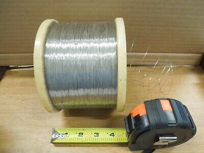 ".015"" Spring Steel Music Wire *11 Lb Coil*"