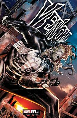 VENOM #25 CHECCHETTO VAR Marvel 5-27-20 EB139