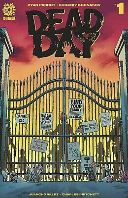 Dead Day #1 Cvr A Clarke Aftershock Comics 5-27-20 Eb139