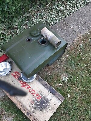 Willys MB / Ford GPW  Large Neck Fuel Tank