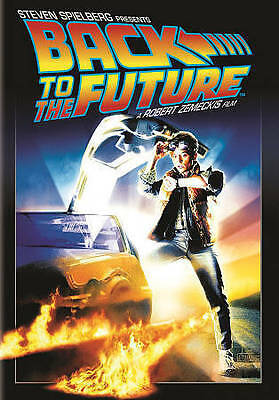 Back to the Future (DVD - Widescreen) ~ New & Factory Sealed!