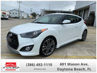 2016 Hyundai Veloster Turbo Coupe 3D 2016 Hyundai Veloster Turbo Coupe 3D