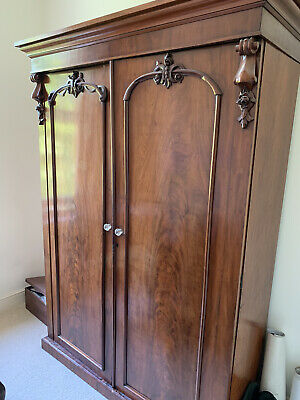 Antique French Armoire/wardrobe/cupboard