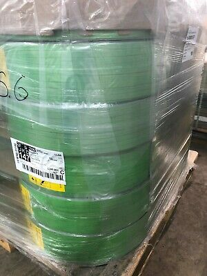 Tycoon GreenPerformance Pallet plastic strapping 15.5 x 0.85mm 1500m roll