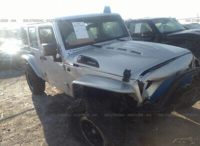 2008 Jeep Wrangler X DAMAGED, SALVAGE , REPAIRABLE, WRECKS, FIXERS, SAVE,CARS