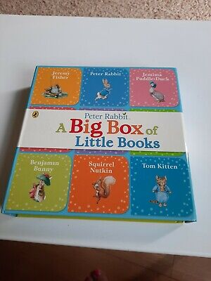 Peter Rabbit The Big Box of Little Books Ideal gift