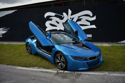 2015 BMW i8  DAMAGED, SALVAGE , REPAIRABLE, WRECKS, FIXERS, SAVE,CARS