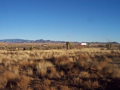 Huge Parcel With Interstate 10 Frontage~Southern Arizona~No Reserve!