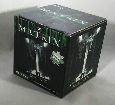 The Matrix Jigsaw Puzzle, 300 pcs., 11x14 inches - Loot Crate Exclusive