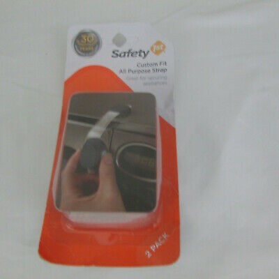 Safety 1st Custom Fit All Purpose Strap 2 Pack Appliances Baby Toddler