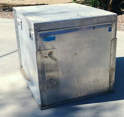 """Transit box/Proofer Bakers/Catering - Measures 27"""" long by 21"""" wide by 21"""" tall"""