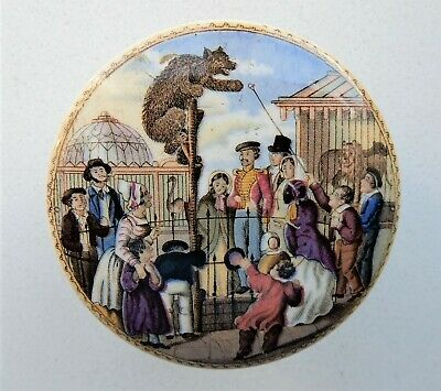 The Bear Pit pratt food pot lid Bears grease. Mayer factory