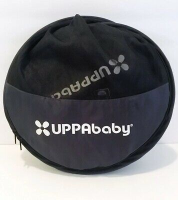 Uppababy Cabana Carseat Cover Shade Black Foldable