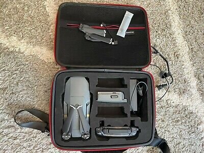DJI Mavic Pro with Case, 2 Batteries, Extra Props - Used Once!