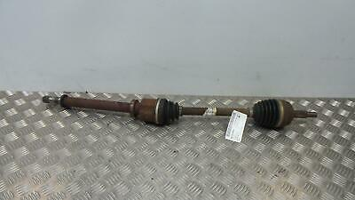Driveshaft RENAULT SCENIC 2010 1397 Petrol 6 [mvr:speed] Manual  Drivers
