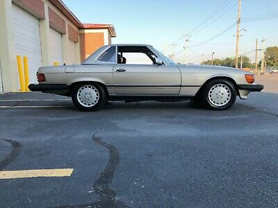 1987 Mercedes-Benz SL-Class 2 door 1987 Mercedes Benz 560SL