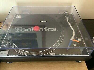 Reloop Dust Cover - Lid Clear  fits all decks 1000/2000/4000 & technics 1200/10!