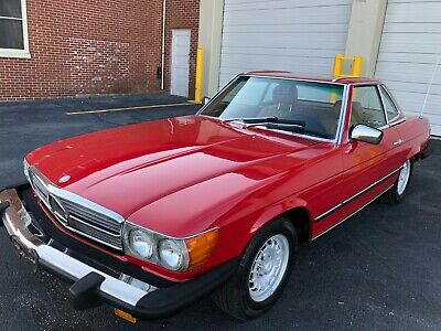 1976 Mercedes-Benz SL-Class 2 door 1976 Mercedes Benz 450sl nice condition