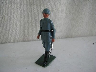 toy soldier- Polish officer- britains